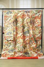 手織亀甲鶴