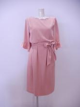 ピンク長袖 9号サイズ ¥15,000(税別)