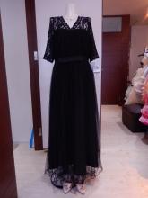 NEW 黒ロング XLサイズ ¥8,000(税抜)