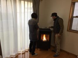 富山市N様邸 トヨトミ PE-8 MUUMUU設置しました!