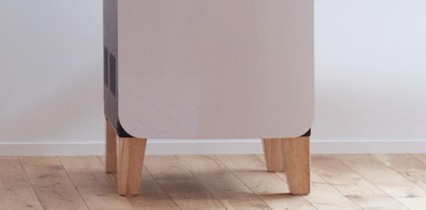 トヨトミ PE-6 mimi 木製脚(オプション)