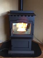 炎の暖かさは違う!既存住宅にハーマンP43設置しました。