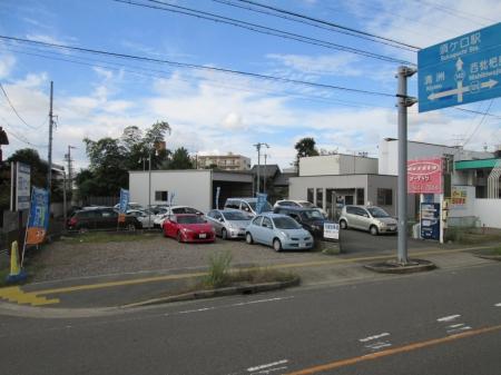 清須市 新車中古自動車 販売 オーテック写真